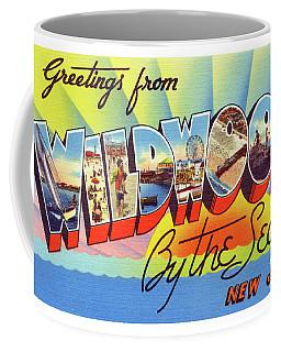 Wildwood Greetings - Version 1 Coffee Mug