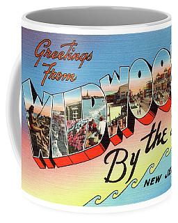 Wildwood Greetings - Version 2 Coffee Mug