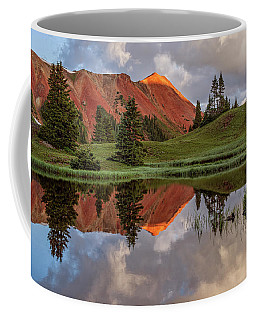 Grey Copper Gulch Coffee Mug