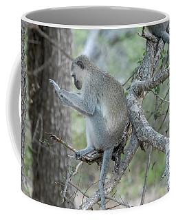 Grooming Or Reading Coffee Mug