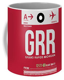 Grr Grand Rapids Luggage Tag II Coffee Mug