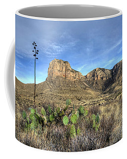 Guadalupe Desert Coffee Mug