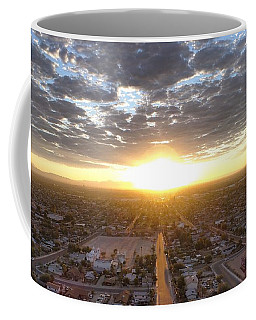 Guadalupe Sunset Coffee Mug