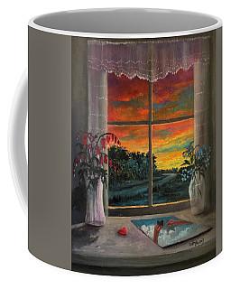 Guarding The Soul Coffee Mug