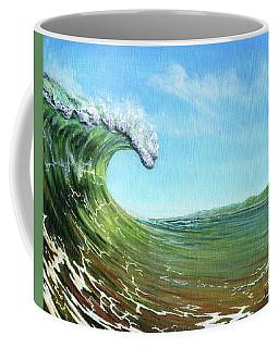 Gulf Of Mexico Surf Coffee Mug