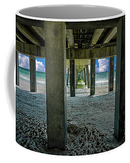 Gulf Shores Park And Pier Al 1649b Coffee Mug