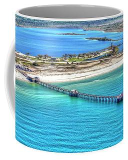 Gulf State Park Pier 7464p3 Coffee Mug