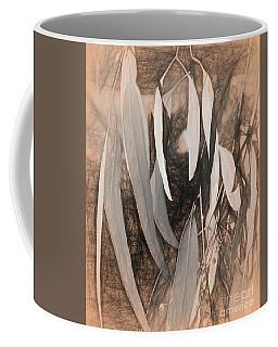Gum Leaves Coffee Mug