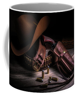 Gunslinger Coffee Mug