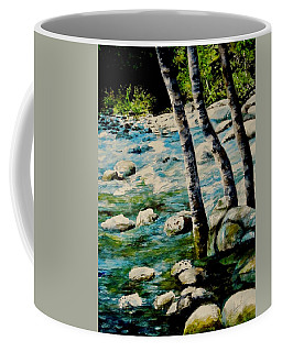 Gushing Waters Coffee Mug