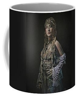 Gypsy Portrait Coffee Mug