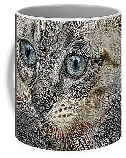 Gypsy The Siamese Kitten Coffee Mug