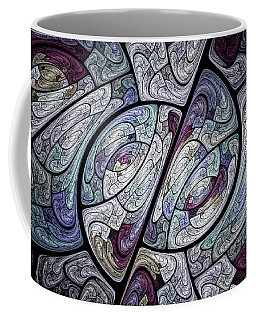 Coffee Mug featuring the digital art Habakkuk by Missy Gainer