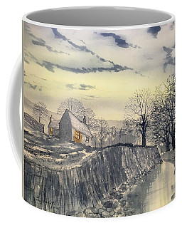Hag Dyke By Moonlight Coffee Mug