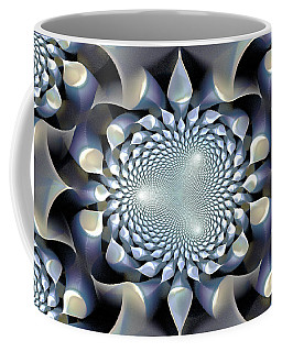 Coffee Mug featuring the digital art Haggai by Missy Gainer