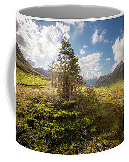 Haiku Forest Coffee Mug