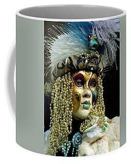 Hair Of Gold Beads Coffee Mug