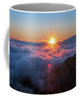 Haleakala First Light  Coffee Mug