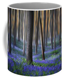 Hallerbos In Motion Coffee Mug