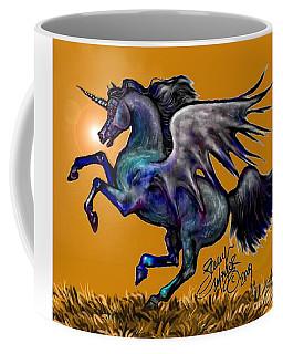 Halloween Fantasy Horse Coffee Mug