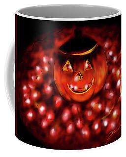 Halloween Lights Coffee Mug