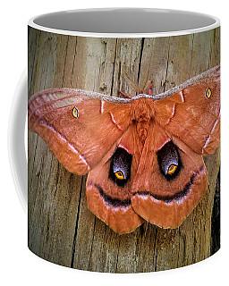 Halloween Moth Coffee Mug
