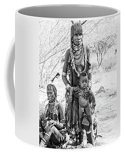 Hammer Women And Child Coffee Mug