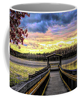 Hammond Lake Coffee Mug