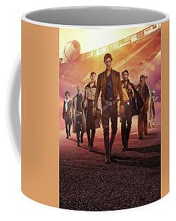 Han Solo Uma Historia Star Wars Coffee Mug