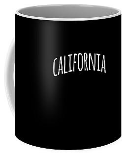 Coffee Mug featuring the digital art Hand California by Flippin Sweet Gear