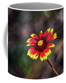 Coffee Mug featuring the photograph Hand Painted by Rick Furmanek