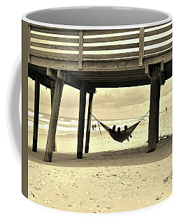 Hanging In Artistic Color Coffee Mug