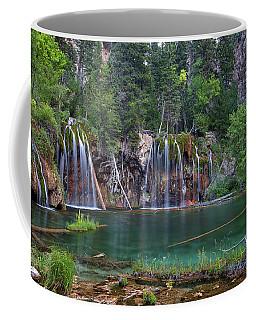Hanging Lake Colorado Coffee Mug