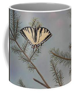 Hanging On To Summer Coffee Mug