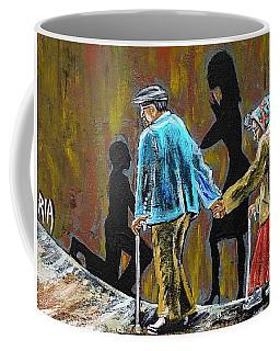 Happiness Happened Coffee Mug