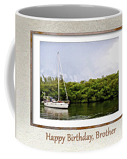 Happy Birthday, Brother Coffee Mug