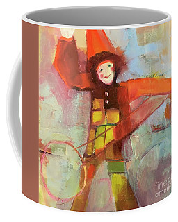 Happy Clown Coffee Mug