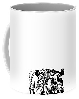 Happy Happy Hippo Coffee Mug