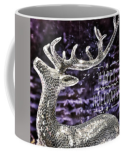 Happy Holiday Sparkle Coffee Mug