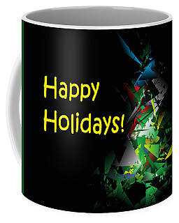 Happy Holidays - 2018-1 Coffee Mug