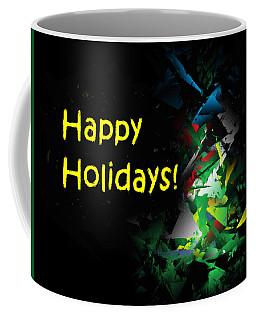 Happy Holidays - 2018-7 Coffee Mug