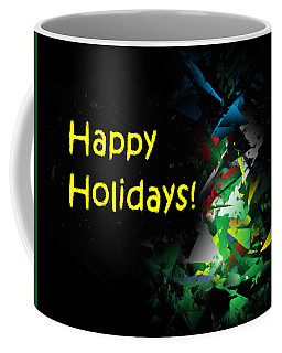 Happy Holidays - 2018-7 Coffee Mug