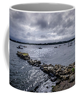 Harbor Blues Coffee Mug