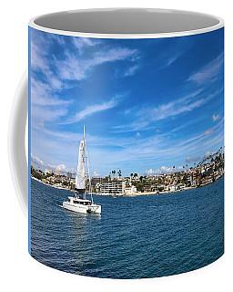 Harbor Sailing Coffee Mug