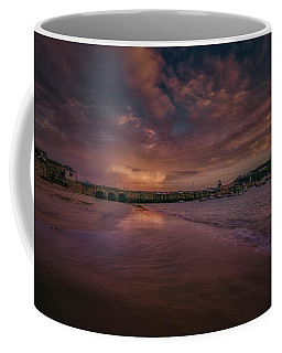 Harbour Sunset - St Ives Cornwall Coffee Mug