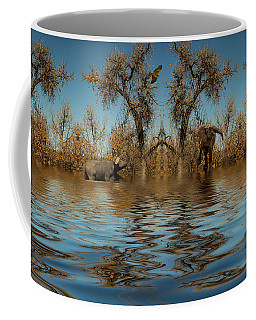 Coffee Mug featuring the photograph Harmony In Nature by Mike Braun