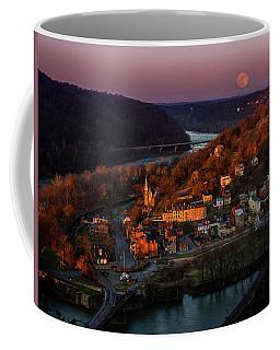 Harpers Ferry Daybreak Coffee Mug