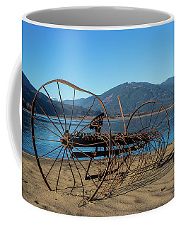 Harrison Lake Near Agassiz Coffee Mug