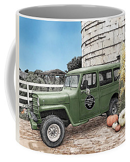 Harvest At Magnolia Coffee Mug