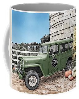 Harvest At Magnolia Coffee Mug